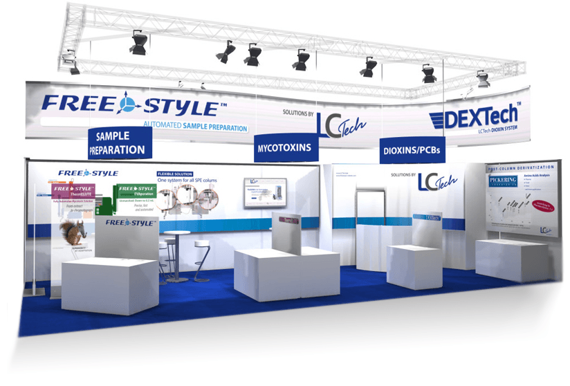 Messe und Event Messestand