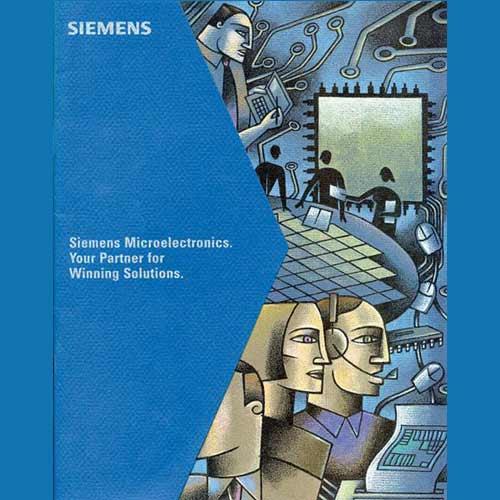 Broschüre Technologiekonzern