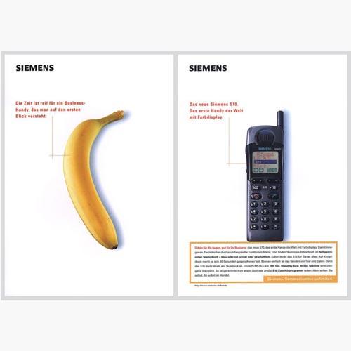 Handy Kampagne Technologiekonzern