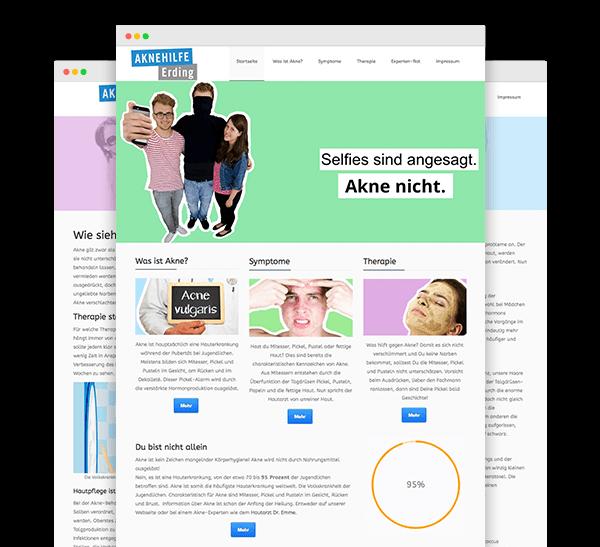 Responsive Webdesign Muenchen WordPress