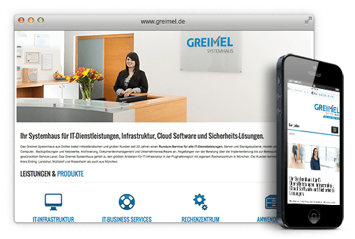 Responsive Webdesign in Ulm Corporate Design Corporate Identity