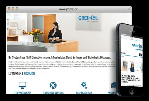 Responsive Webdesign in Ulm Corporate Design Corporate Identity
