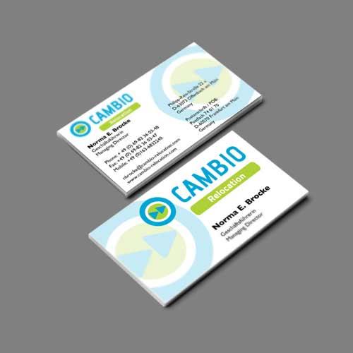 Visitenkarte Relocation-Management
