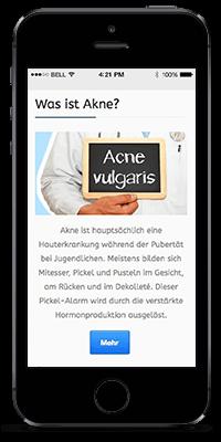 Responsive Webdesign Nürnberg Smartphone
