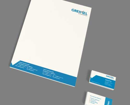 Corporate Identity IT-Unternehmen