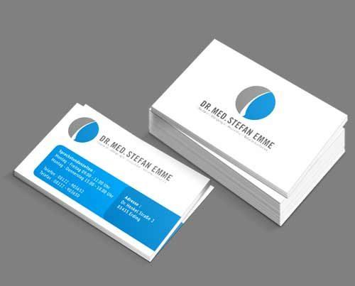 Visitenkarte Hausarzt
