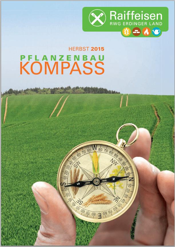 Pflanzenschutz Broschüre RWG Erdinger Land