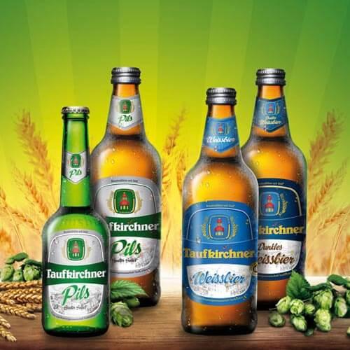 Etikettengestaltung Brauerei