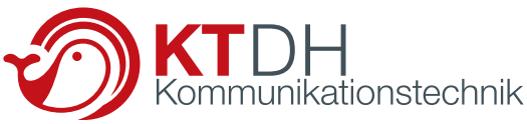 Logo KTDH Kommunikationstechnik