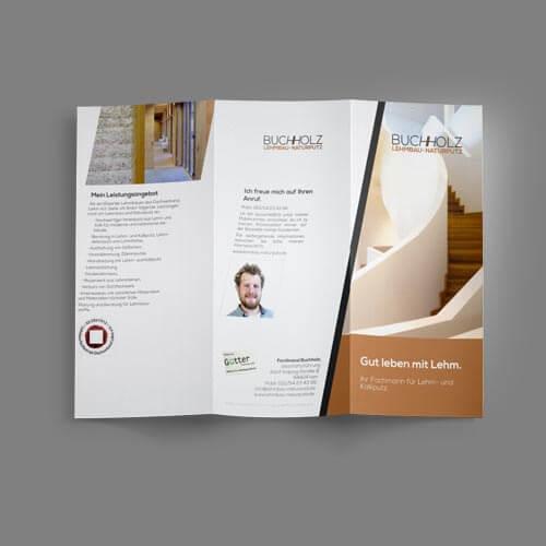 Broschüre Handwerksbetrieb