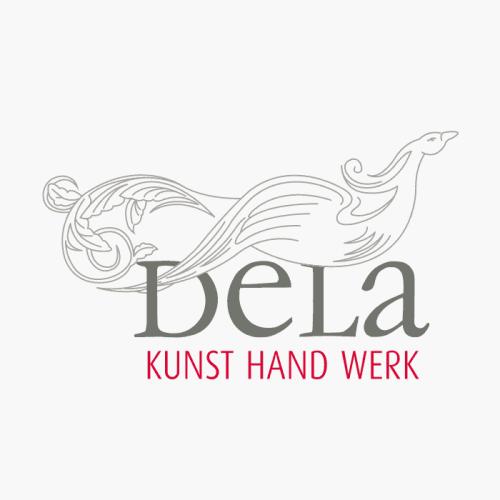 Logo Dela Kunst Hand Werk
