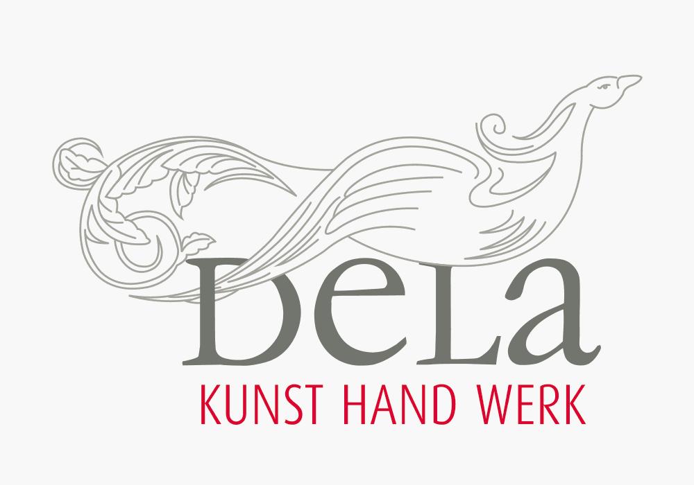 Logo für eine Seidenmanufaktur