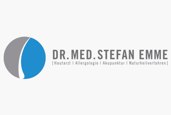 Logogestaltung Hausarzt