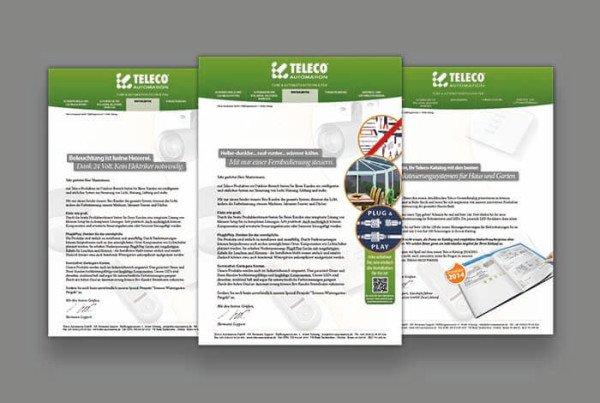 Newsletter Wintergarten LED-Hersteller