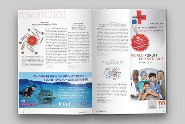 Anzeige Wassermodul Fachzeitschrift