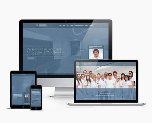 arzt-website-responsive