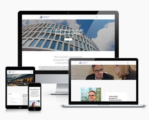 immobilien-website-responsive