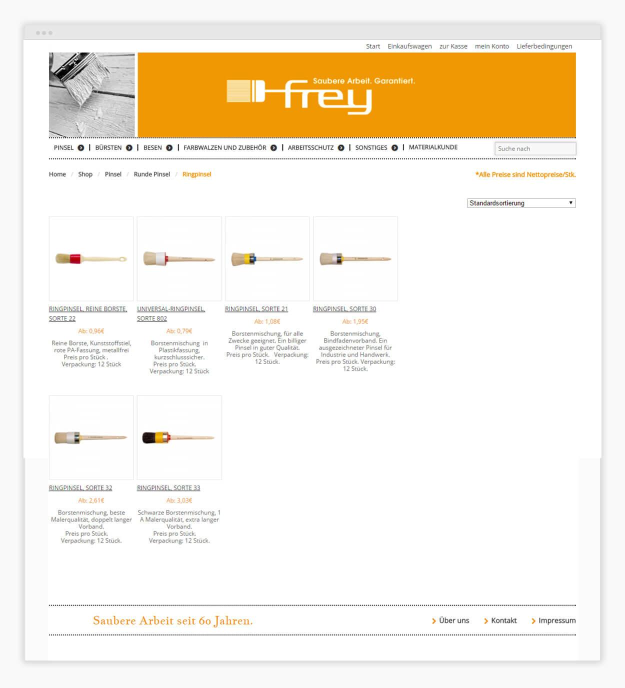 maler-website-inhalt