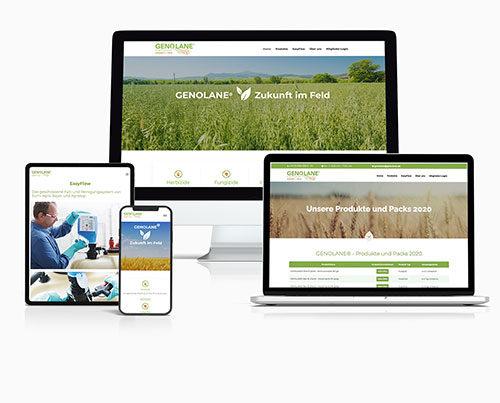 Website Hersteller für Pflanzenschutzmittel