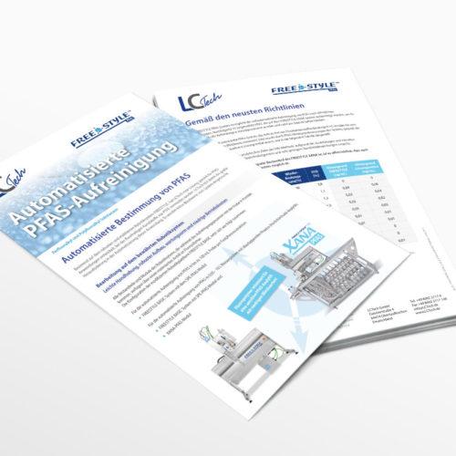 Infoblatt für PFAS Aufreinigung