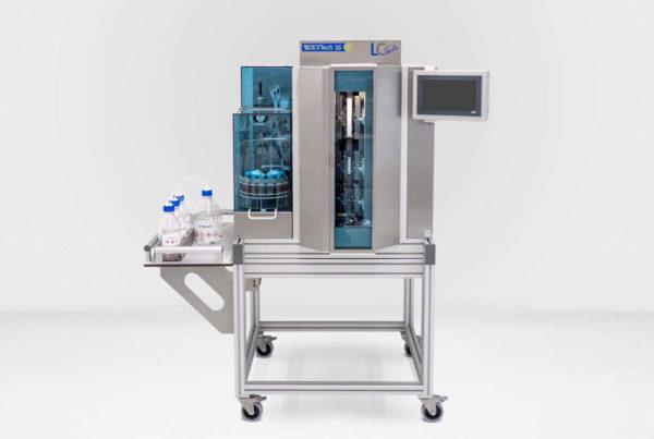 Automatisierte Probenaufreinigung in der PCB- und Dioxinanalytik